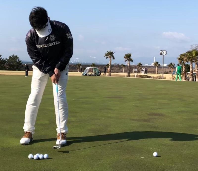 プログレスゴルフスクール風景